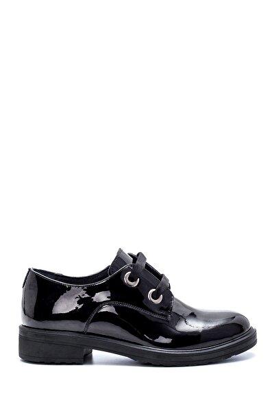 Kadın Deri Rugan Ayakkabı