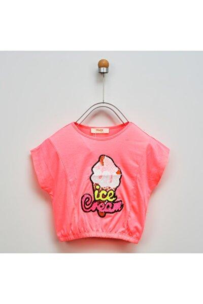 Kız Çocuk T-shirt 2011gk05018