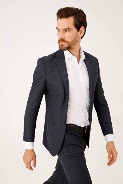 Erkek A.laci Slım Fıt / Dar Kalıp Std Takım Elbise