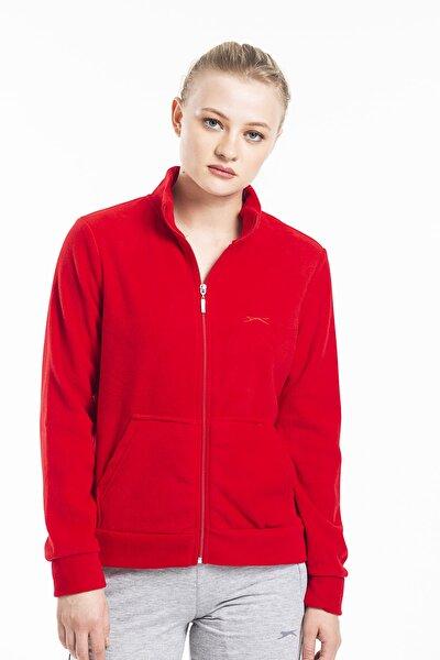 SOUL I Kadın Polar Kırmızı ST20WK035