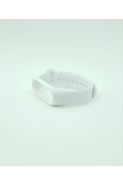 Xiaomi Mi Band 3-4-5 Beyaz Kayış