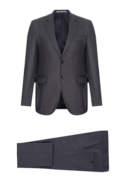Erkek Füme Barı / Geniş Kalıp Std Takım Elbise