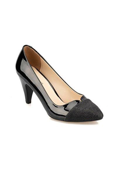 92.309021RZ Siyah Kadın Topuklu Ayakkabı 100421676