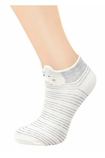 Teddy Patik Çorap