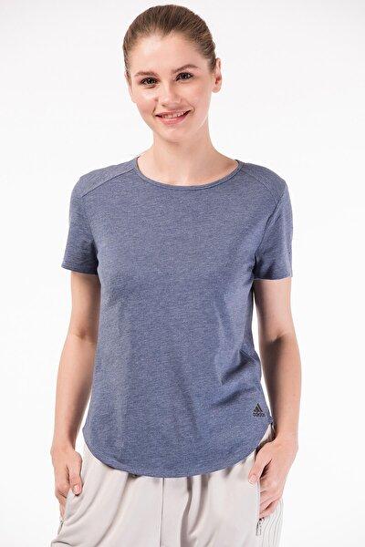 RESPONSE TEE Lacivert Kadın T-Shirt 100576166