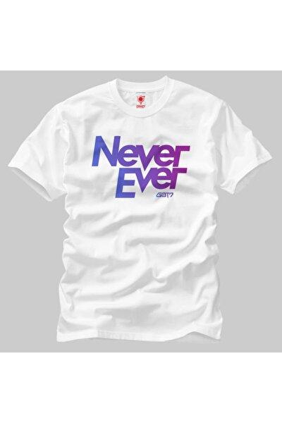 Got7 Never Ever Erkek Tişört