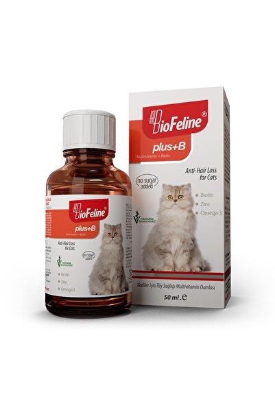 Plus+b For Cats 50 Ml. ( Kediler Için Tüy Sağlığı Damlası )
