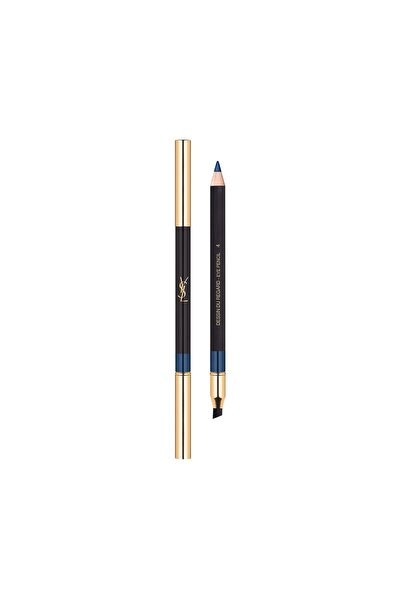 Dessin Du Regard Uzun Süre Etkili Güçlü Renklere Sahip Göz Kalemi 04 - Blue 3614271269218