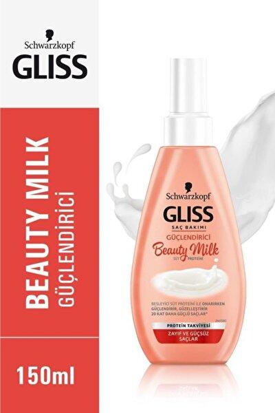 Schwarzkopf Gliss Beauty Milk-Güçlendirici Bakim Sütü 150 Ml