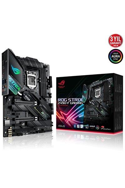 Rog Strıx Z490-f Gaming Lga1200 Soket Intel Z490 Anakart