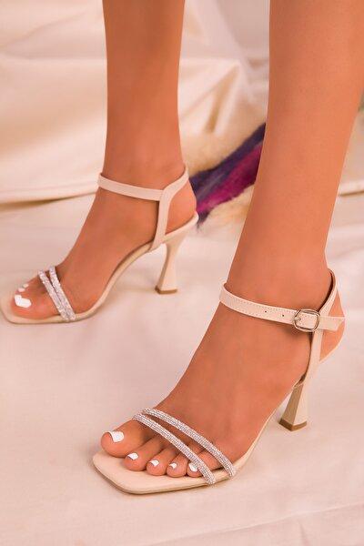 Ten Kadın Klasik Topuklu Ayakkabı 16000