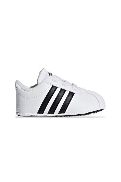 VL COURT 2.0 CRIB Siyah Erkek Çocuk Sneaker Ayakkabı 100536381
