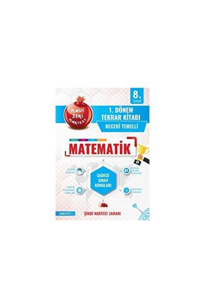 8. Sınıf Matematik 1.Dönem Tekrar Kitabı Yeni
