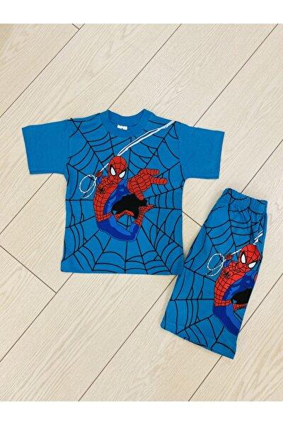 Spiderman Çocuk Yazlık Takım