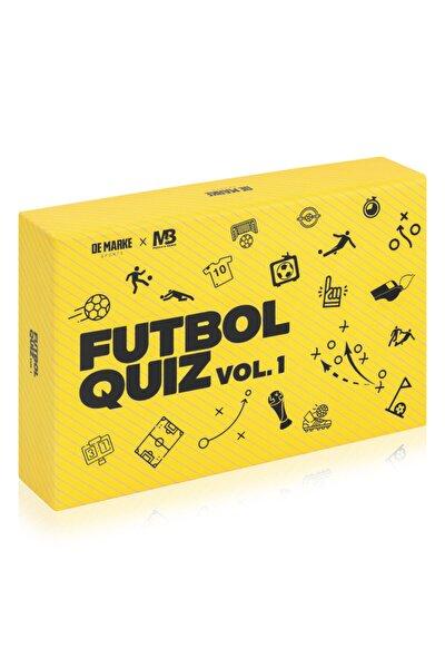 De Marke Futbol Quiz Vol 1 Kutu Oyunu