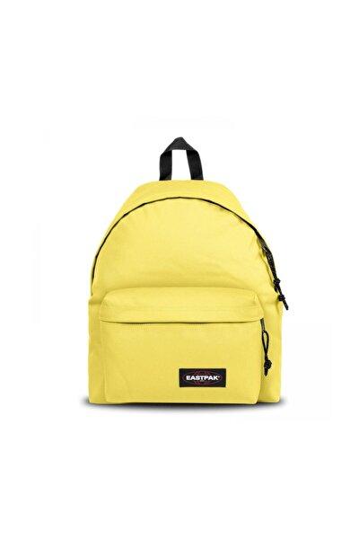 Sarı Unisex Sırt Çantası Ek62086z