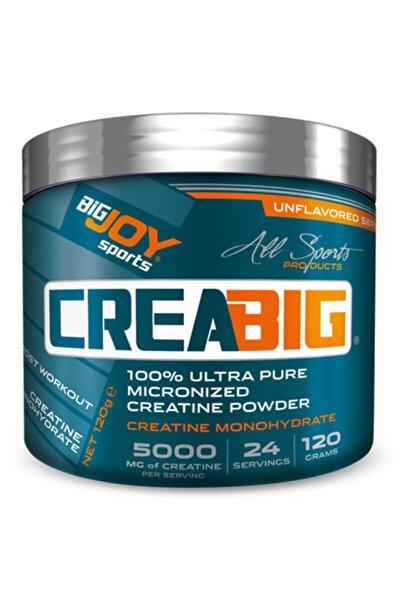 Bigjoy Bigjoy Crea Big Micronized Creatine Powder 120 gr