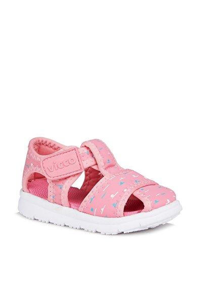 Bumba Kız Bebe Pembe Sandalet
