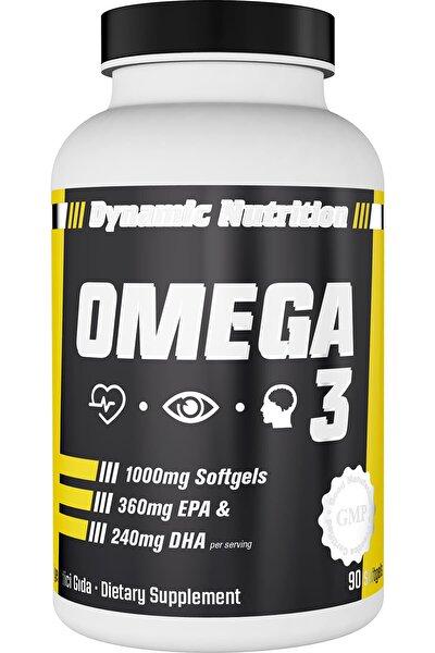 Omega 3 90 Kapsül