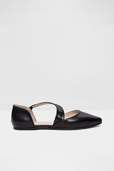 Abovıa-tr - Siyah Kadın Düz Ayakkabı