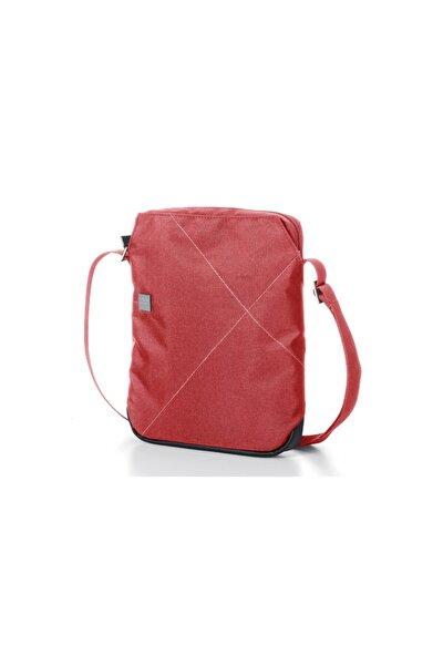 Urban Omuz Askılı Tablet Çantası Kırmızı