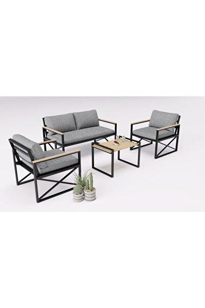 Raks 211s - Metal Bahçe Mobilyası- Balkon Mobilyası