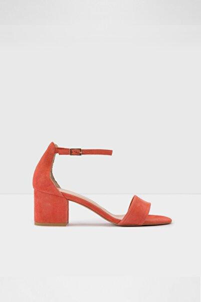Vıllarosa-tr - Turuncu Kadın Topuklu Sandalet