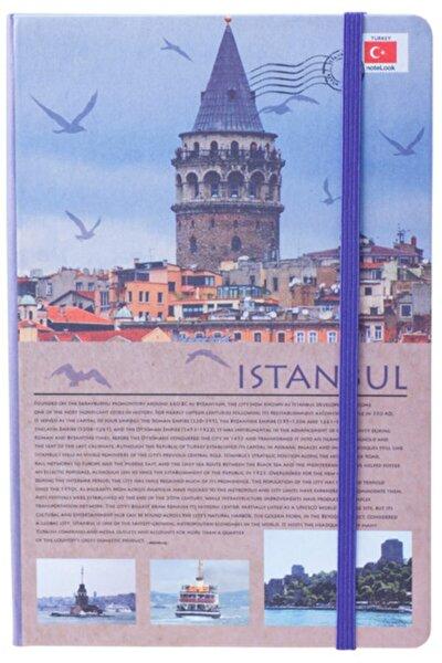Otelook Travel Around Turkey Istanbul A6 Çizgisiz T001dfttatıa6a