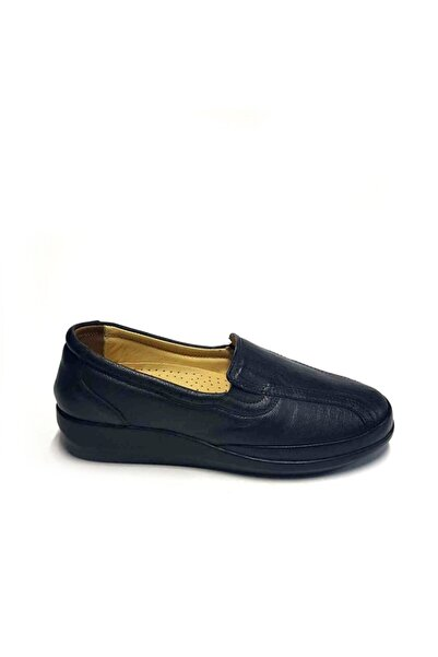 Dr.soft Anatomik Deri Siyah Ayakkabı Z-103