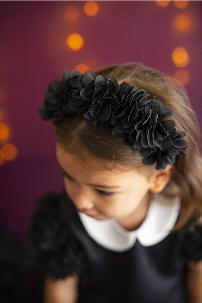 Siyah Kız Çocuk Taç Frida