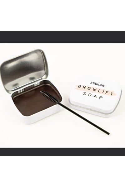 Açık Kahve Kaş Sabitleyici Kaş Şekillendirici Browlift Soap