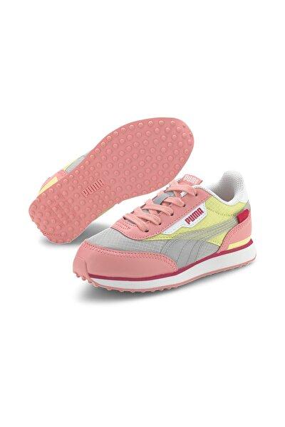 Kız Çocuk Pembe Future Rıder Fun On Ayakkabı