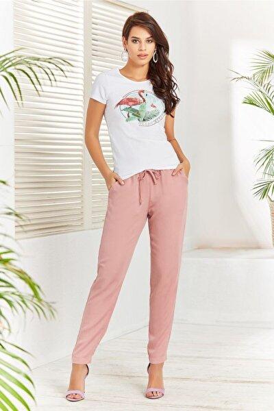 Vigoss Slim Fit Kadın Pantolon 23199-00314