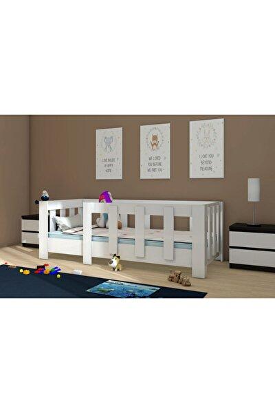 Mdf Montessori Karyola 90x190 Yatağa Uyumlu Zambak 2