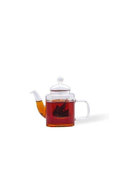 Ba2029 Glass Teapot-cam Demlik 400 ml