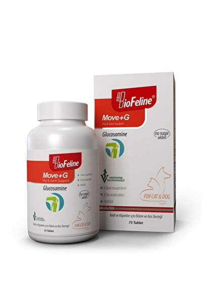 Move+g Glucosamine Tablet ( Kedi Ve Köpekler Için Eklem Ve Kas Desteği )
