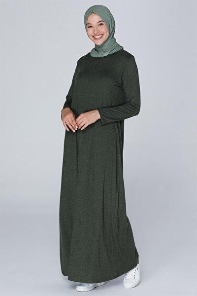 Elbise 19ka4320 Haki