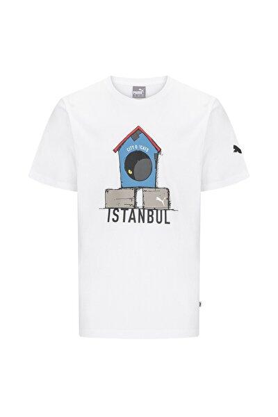 "Istanbul Collectıon ""cıty Of Cats"" T-shirt"