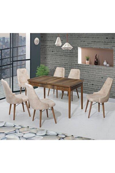 Elif Masa Ve Sandalye Takımı