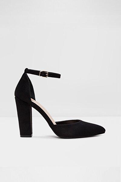 Nıcholes-tr - Siyah Kadın Topuklu Ayakkabı