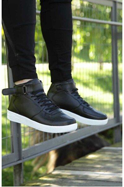 Unisex Siyah Lorenzo Air Sneaker Ayakkabı