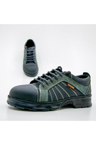 Dozer Tam Ortapedik Iş Güvenliği Ayakkabısı Çelik Burunlu Yormaz Waterproof Yerli Üretim
