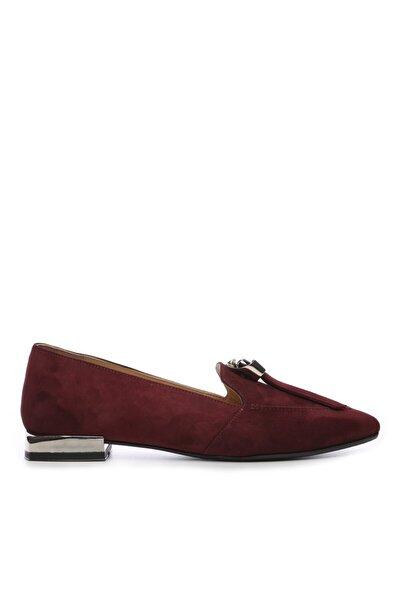 Kadın Derı Babet Ayakkabı 94 1155 Bn Ayk Sk19-20