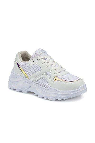 PENTA W Beyaz Kadın Sneaker Ayakkabı 100484236