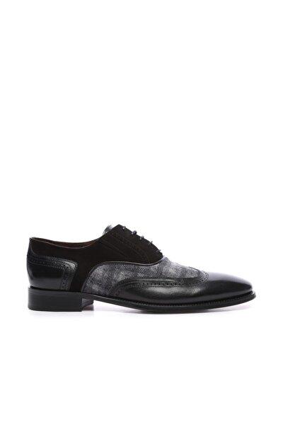 Erkek Derı Klasik Ayakkabı 477 33837 K Erk Ayk