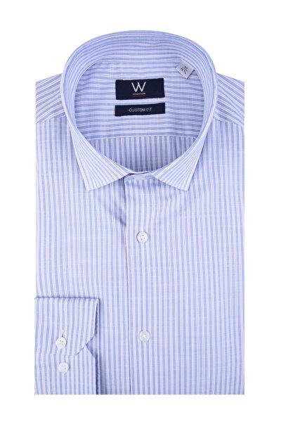 Mavi Klasik Easy Iron Gömlek