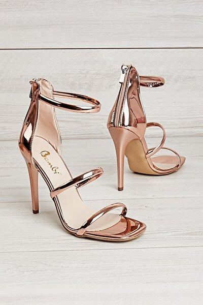 Rose Kadın Abiye Ayakkabı K01527472139