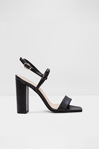 Blueme-tr - Siyah Kadın Topuklu Sandalet