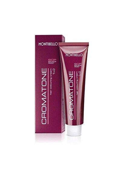 Cromatone Saç Boyası Koyu Kumral 6