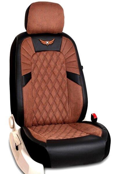 Oto Koltuk Kılıfı Lüx Özel Tasarım Airbag Uyumlu Standart M506
